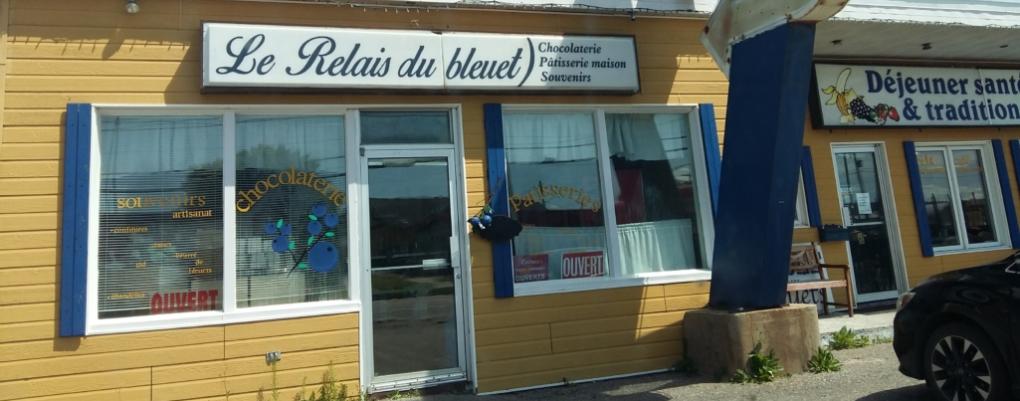 Restaurant le Relais du Bleuet